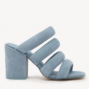 Kelsi Dagger • Mell Periwinkle Strappy Sandals